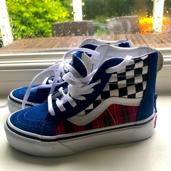NWT Vans size 11 child shoes